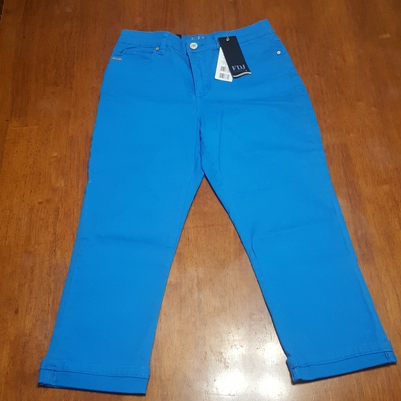 french dressing jeans Pants - FDJ French Dressing Jeans sz 2 Olivia fit